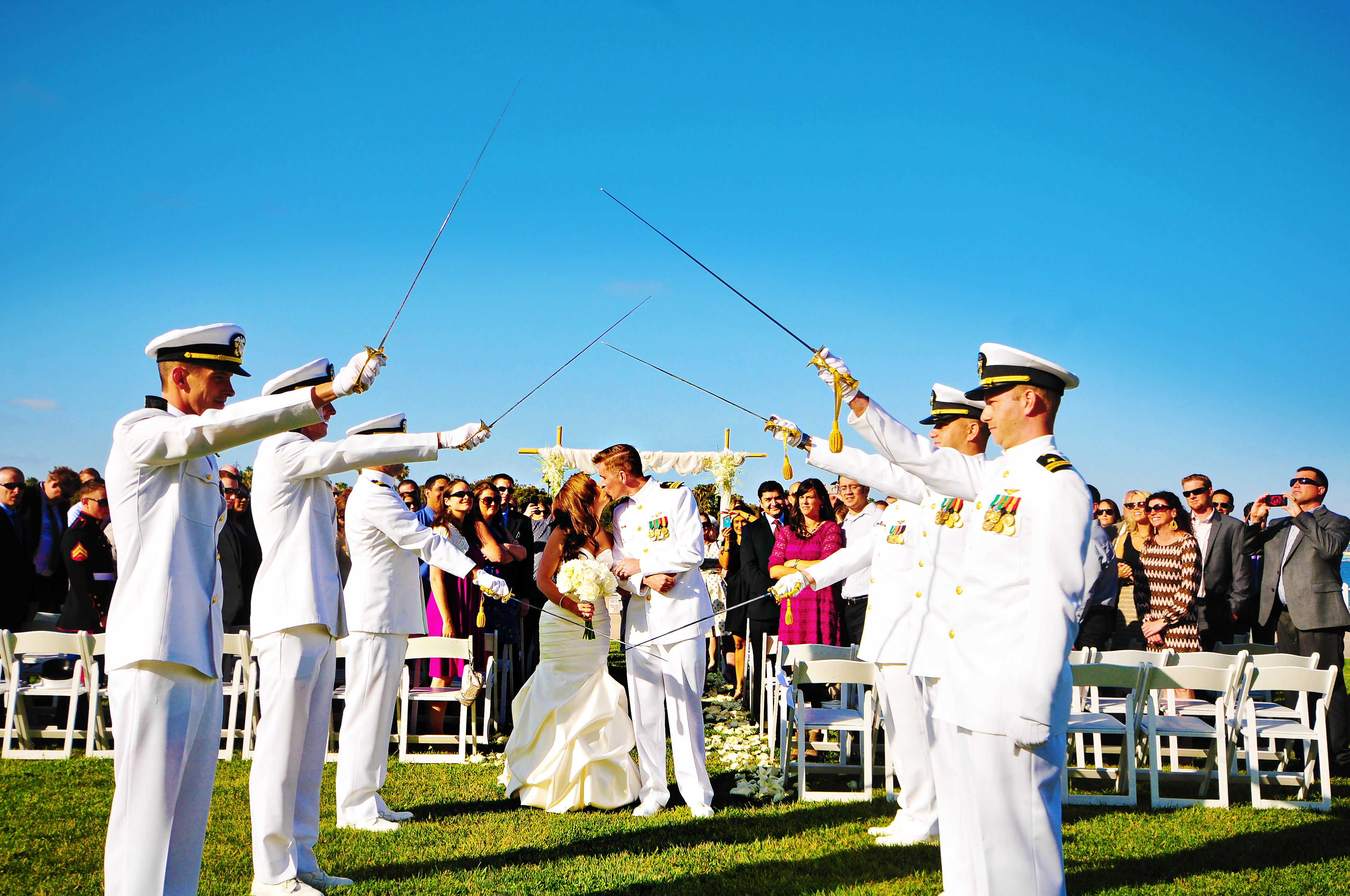 san diego ceremony, steph wong weddings, southern california wedding ceremony, beach ceremony