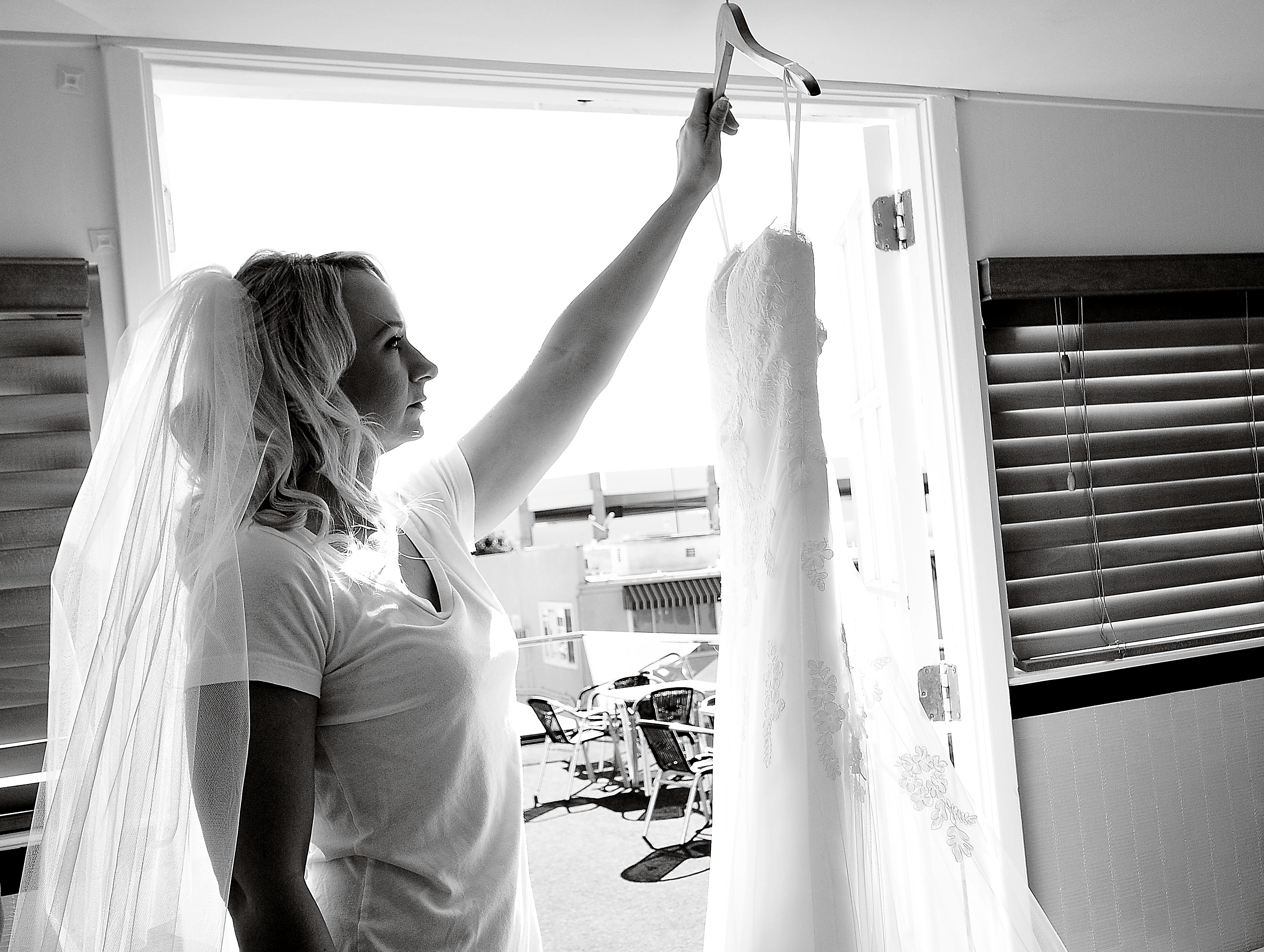 getting ready wedding, san diego wedding, stephy wong photography