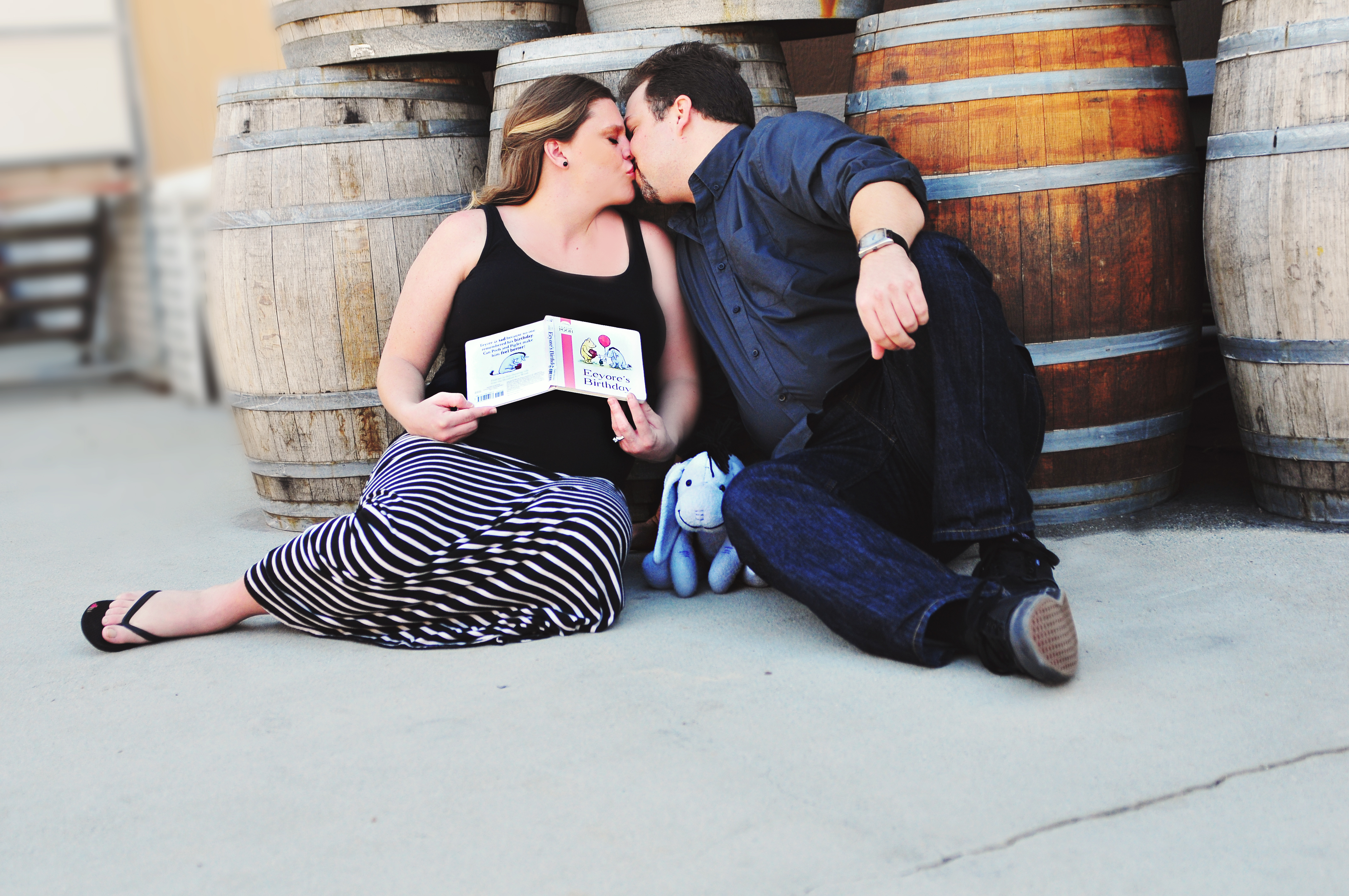 winery maternity portraits, temecula maternity, bun in the oven